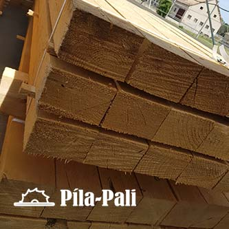 Drevený hranol od Píla - Pali