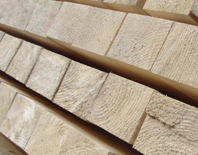 Tipy na drevené hranoly